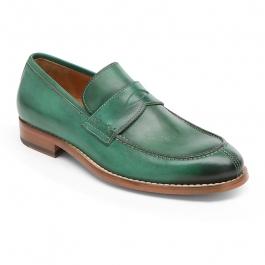 Mocassino trendy  verde